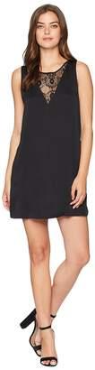 BCBGeneration A-Line Dress with Contrast Women's Dress