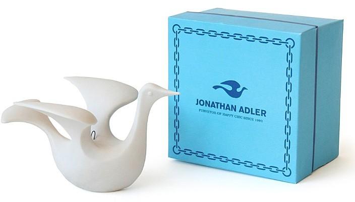 Jonathan Adler Dove Ornament
