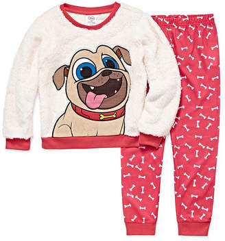 Disney 2-pc. Puppy Dog Pals Pajama Set Toddler Girls