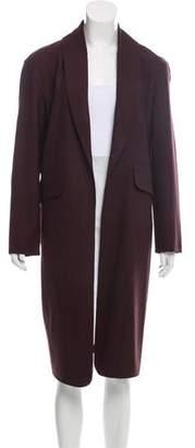 Alexander Wang Wool Open Front Jacket