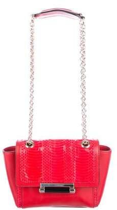Diane von Furstenberg 440 Snakeskin Leather Bag