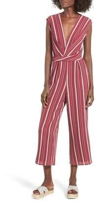 Speechless Stripe Jumpsuit