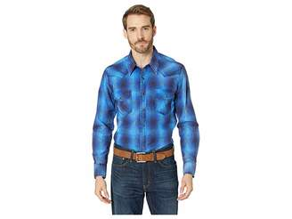 Rock and Roll Cowboy Long Sleeve Snap B2S8002
