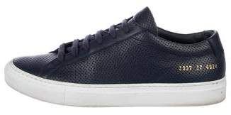 Common Projects Woman by Achilles Leather Sneakers