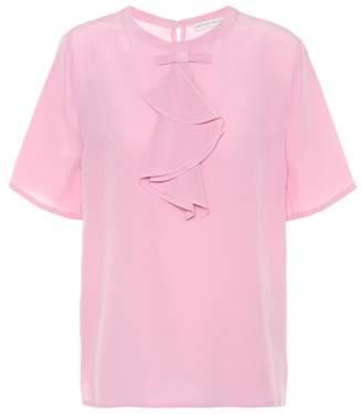 Etro Silk crêpe shirt