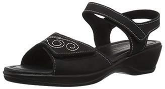 Spring Step Flexus by Women's Tonexa Flat Sandal