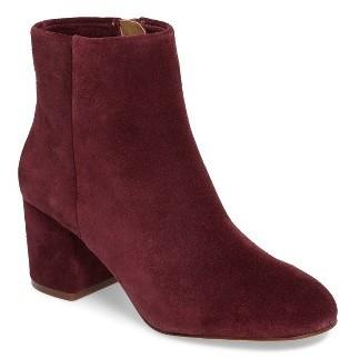 Women's Splendid Daniella Block Heel Bootie $148.95 thestylecure.com