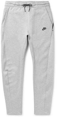 Nike Slim-Fit Cotton-Blend Tech Fleece Sweatpants
