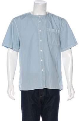 Saturdays New York City Chambray Woven Shirt