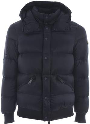 Armani Jeans Hooded Padded Jacket