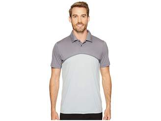 Puma Tailored Color Block Polo Men's Short Sleeve Knit