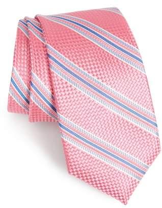 Nordstrom Sunlit Stripe Silk Tie