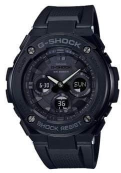 Casio G-Shock Ana/Digi Resin Watch