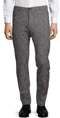 Ermenegildo Zegna Classic Cotton Wool Pants
