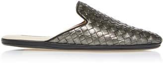 Bottega Veneta Woven Leather Mule
