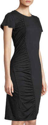Rachel Roy Amelie Ruched Body-Con Dress