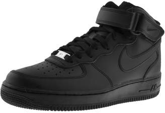 Nike Force 1 07 Trainers Black