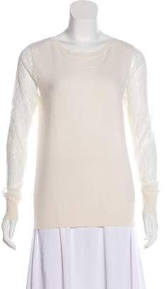 Magaschoni Cashmere Knit Top