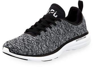 APL Athletic Propulsion Labs APL: Athletic Propulsion Labs Techloom Phantom Knit Mesh Sneakers