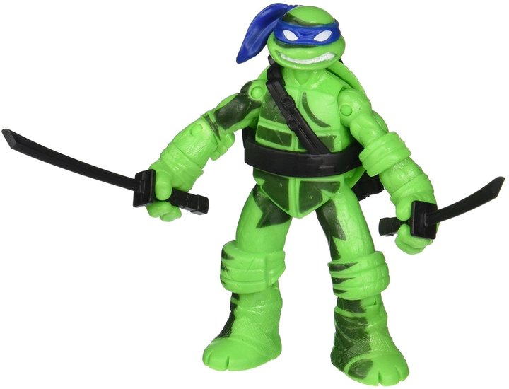 Teenage Mutant Ninja Turtles Ninja Color Change Leonardo