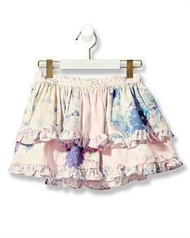 Camilla Harijuka Heiress Double Layer Frill Skirt(4-10Years)