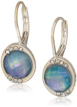 The Sak Women's Stone Pave Drop Earrings