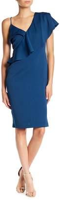 Adelyn Rae Pippa Ruffle Dress