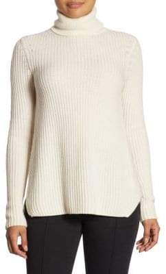 A.L.C. Emry Wool& Cashmere Turtleneck Sweater