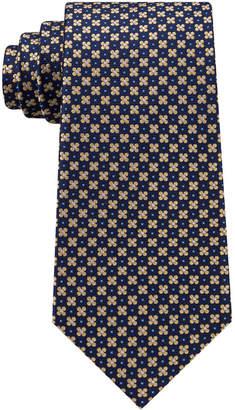 Club Room Men Florette Medallion Silk Tie