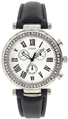 MZ Berger Women's Quartz Plastic Casual WatchMulti Color (Model: STD3902W)