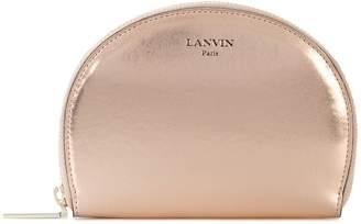 Lanvin Half Moon wallet