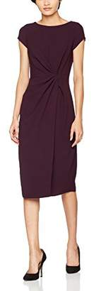 Dorothy Perkins Women's Crepe Manipulated Party Dress