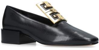 Givenchy Leather 4G Loafers