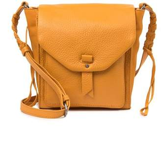 Lucky Brand Numa Small Leather Crossbody Bag