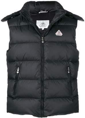 Pyrenex zipped padded vest