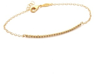 Jacquie Aiche JA Prong Bar Bracelet