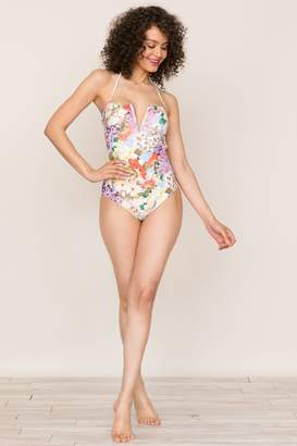 Yumi Kim Make Waves One Piece Swimsuit