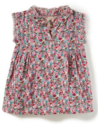 Infant Girl's Peek Ditsy Woven Dress $32 thestylecure.com