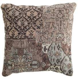Tozai Home Damask Design Pillow