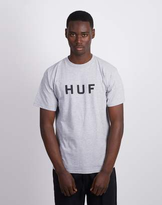 HUF Essentials OG Logo SS T-Shirt