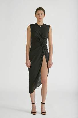 Yigal Azrouel Knotted Front Tunic