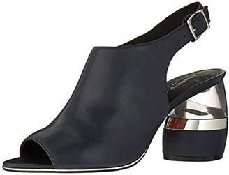 Kenneth Cole New York Women's Lovelle Lucite Bulb Heel Heeled Sandal