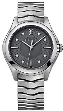 Ebel Womens Analogue Classic Quartz Watch with Stainless Steel Strap 1216307