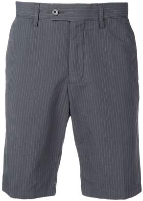 Aspesi tailored striped shorts