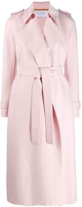 Harris Wharf London trench-style coat
