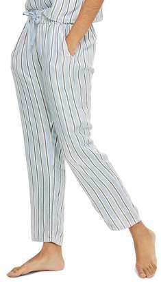 Topshop Bobby Stripe Pajama Pants