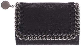 Stella McCartney Black Falabella Key Holder