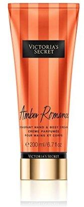 Victoria's Secret Hand & Body Cream, Amber Romance, 6.7 Ounce $9.98 thestylecure.com