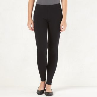 Women's LC Lauren Conrad Solid Leggings $20 thestylecure.com
