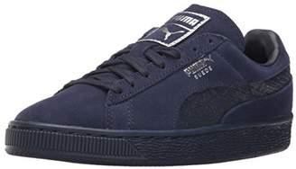 Puma Suede Classic Mono Reptile-U Fashion Sneaker